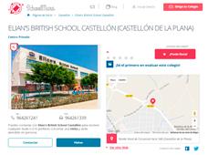 Elian's Castellón en Schoolmars